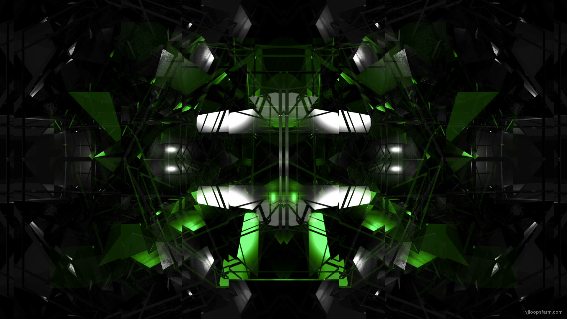 vj video background Black-Glass-Green_1920x1080_60fps_VJLoop_LIMEART.mov_003