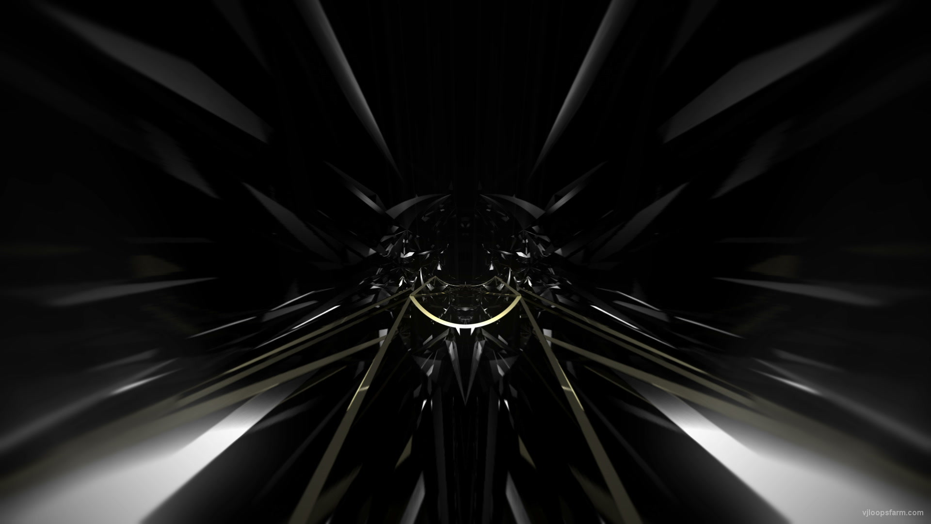 Black Mirror Tunnel Hi Speed Vj Loop Vj Loop Download
