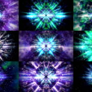 E-Gate-Space_1920x1080_29fps_VJLoop_LIMEART VJ Loops Farm