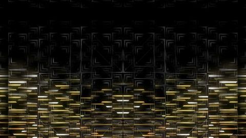 vj video background Gold-Wall_1920x1080_29fps_VJLoop_LIMEART_003