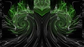vj video background Green-Hypnotize_1920x1080_60fps_VJLoop_LIMEART.mov_003