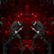 Guitar-Red-Drivecore-LIMEART-VJ-Loop_005 VJ Loops Farm - Video Loops & VJ Clips