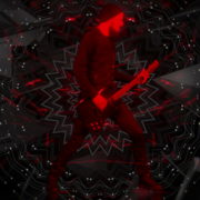Guitar-Red-One-Center-LIMEART-VJ-Loop_001 VJ Loops Farm