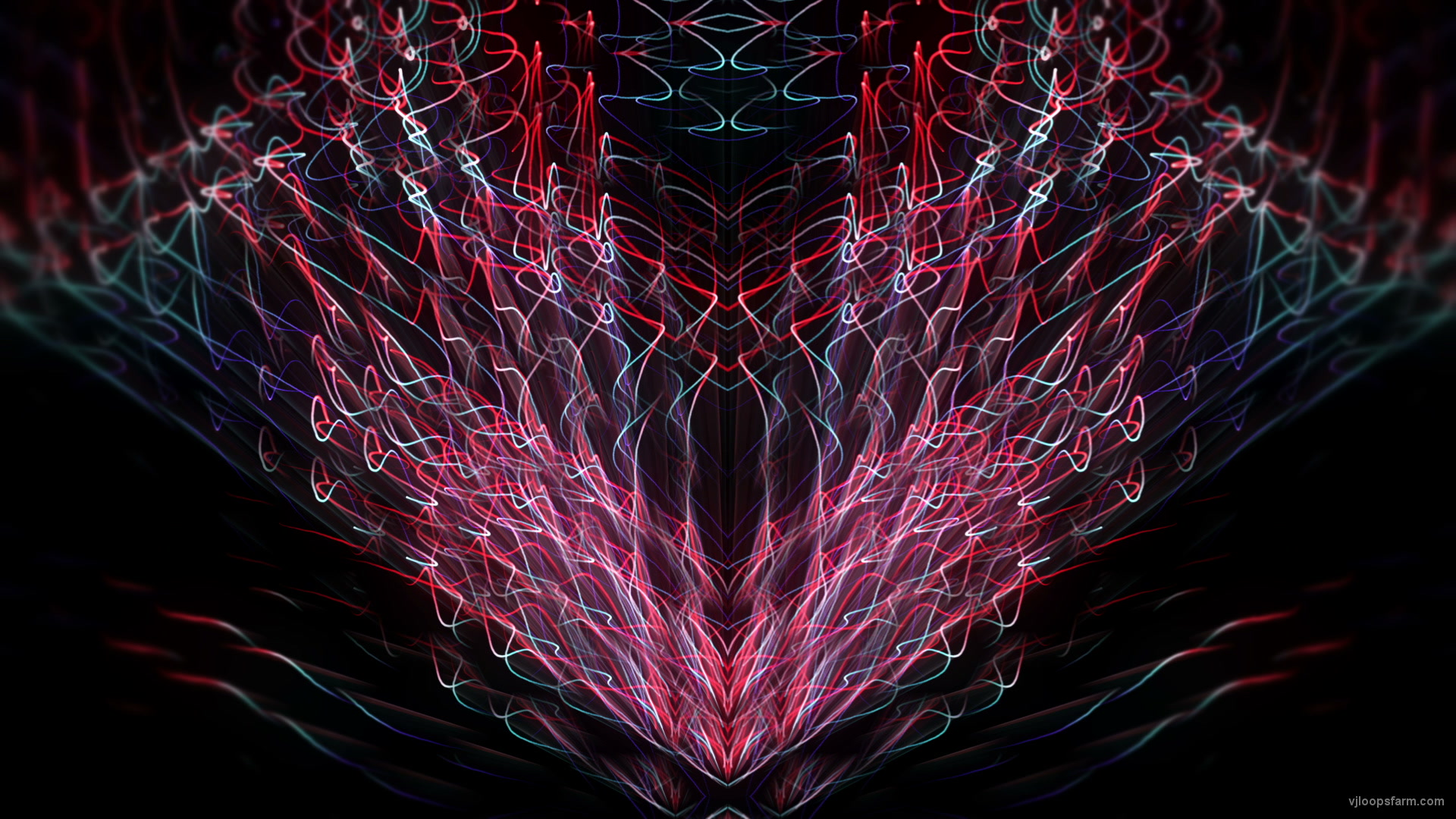 vj video background Heart-Attack_1920x1080_60fps_VJLoop_LIMEART_003