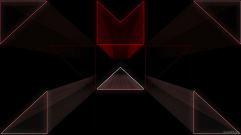 vj video background Minimal-Red-Ray-Z4_1920x1080_29fps_VJLoop_LIMEART_003
