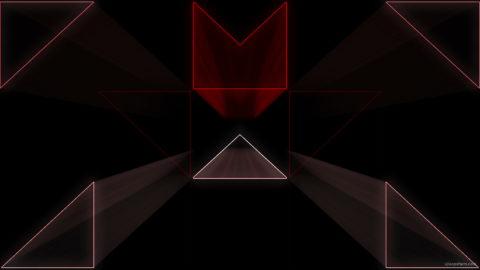 vj video background Minimal-Red-Ray-Z4_1920x1080_29fps_VJLoop_LIMEART_003