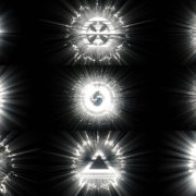 Occult-Star_1920x1080_25fps_VJLoop_LIMEART VJ Loops Farm