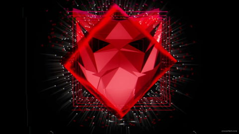 vj video background Polygonal-Mask_1920x1080_29fps_VJLoop_LIMEART_003