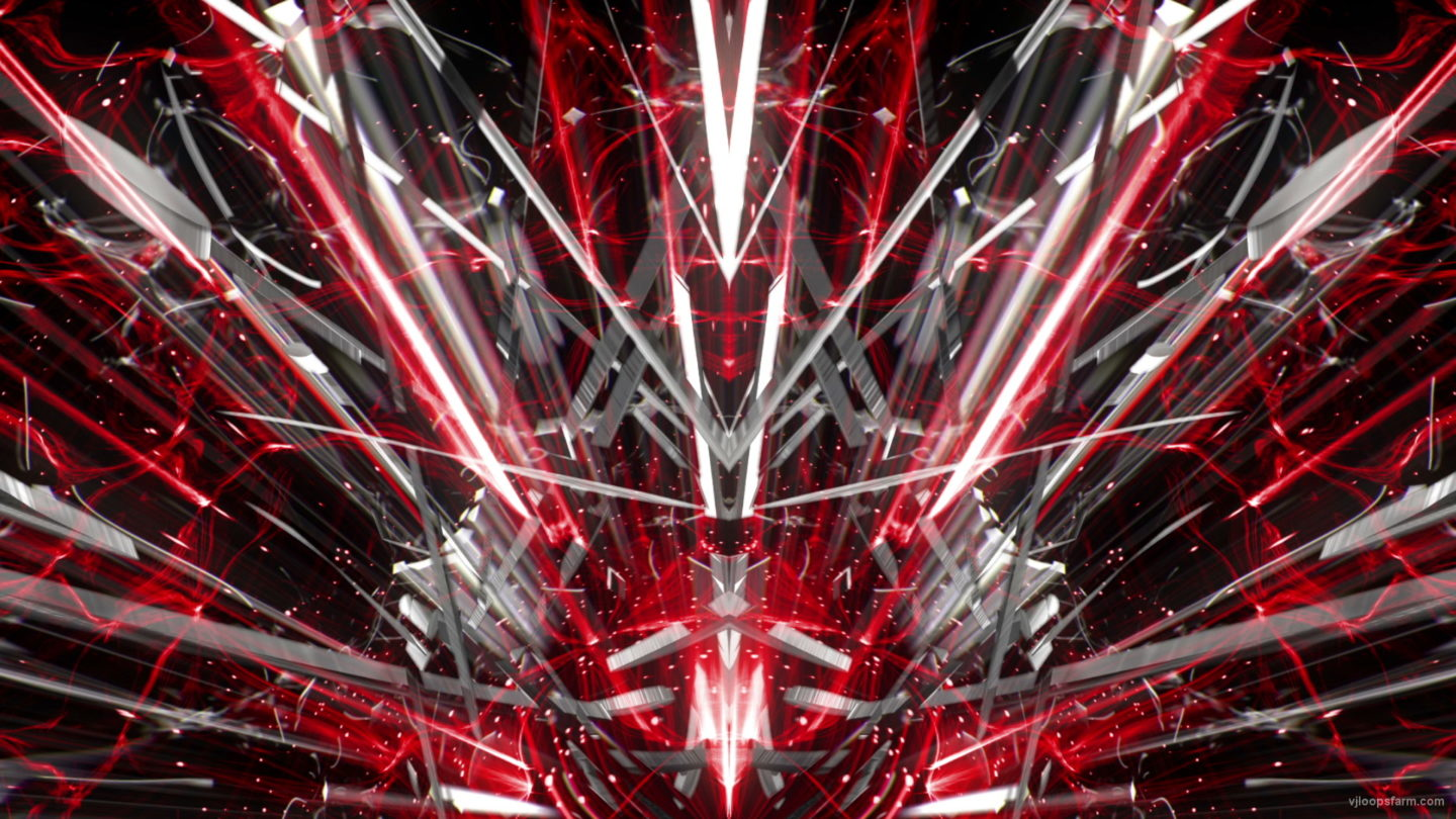 vj video background Red-Energy-Bot_1920x1080_25fps_VJLoop_LIMEART_003