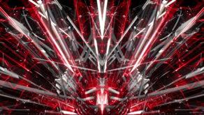 vj video background Red-Energy-Bot_1920x1080_25fps_VJLoop_LIMEART_003