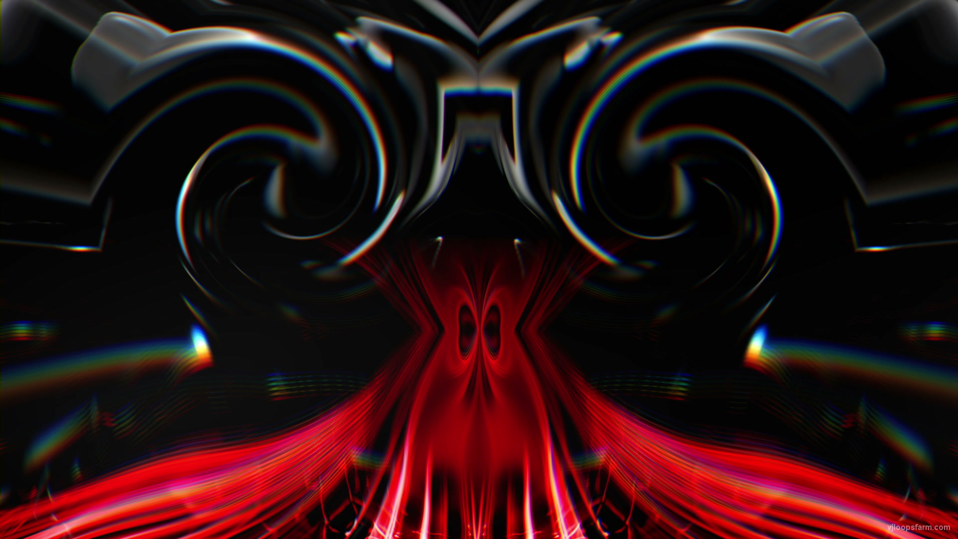 vj video background Red-Eval_1920x1080_25fps_VJLoop_LIMEART_003