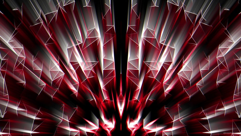vj video background Red-forest-stage_1920x1080_29fps_VJLoop_LIMEART_003