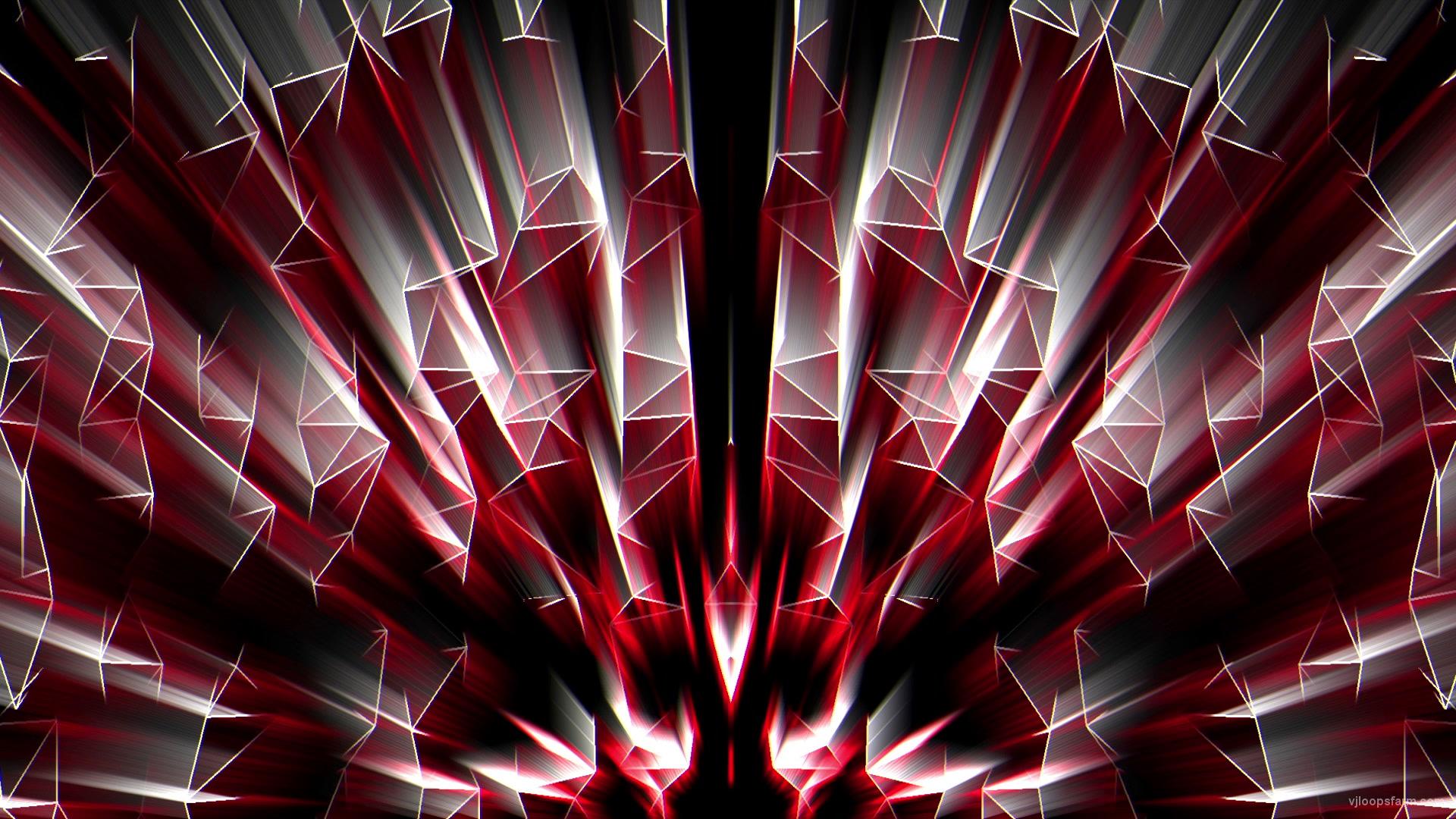 vj video background Red-forest-stage_1920x1080_29fps_VJLoop_LIMEART_003