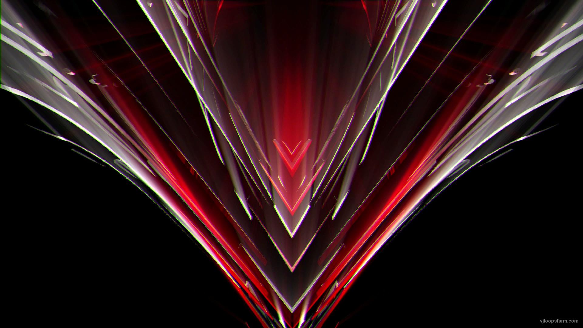 vj video background Red-intention_1920x1080_29fps_VJLoop_LIMEART_003
