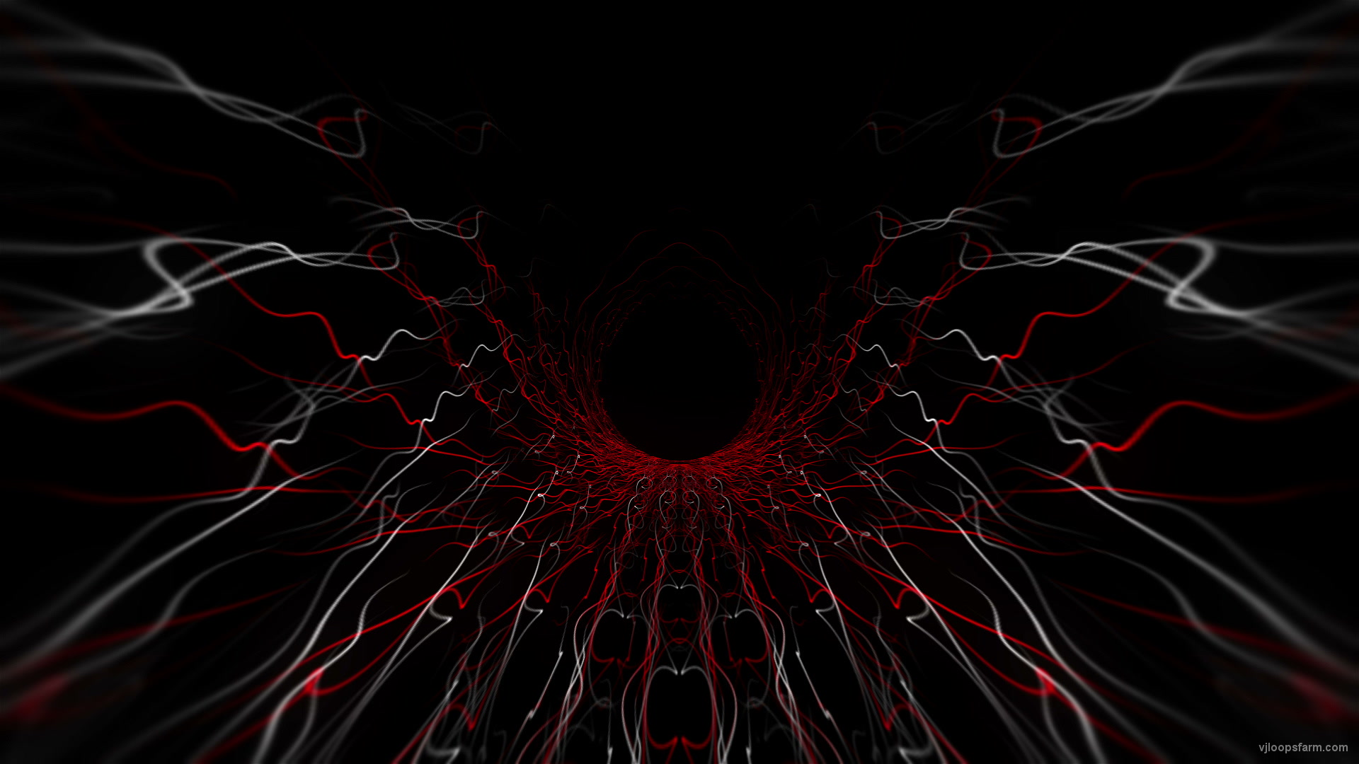 vj video background Tunnels-of-Blood_1920x1080_60fps_VJLoop_LIMEART_003