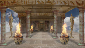 vj video background Egyptian-Temple-of-Fire-and-The-Gods_1920x1080_29fps_VJ_Loop_LIMEART_003