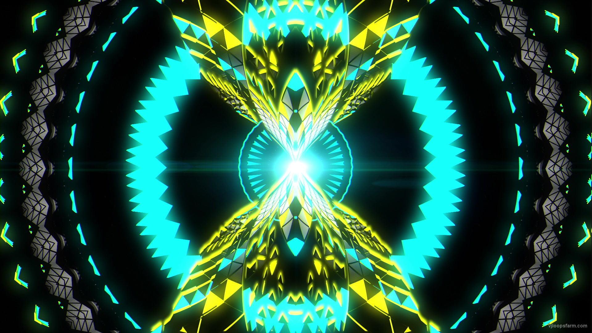 vj video background EDM-Bridge-LIMEART-Space-X_1_1920x1080_60fps_VJLoop_LIMEART_003