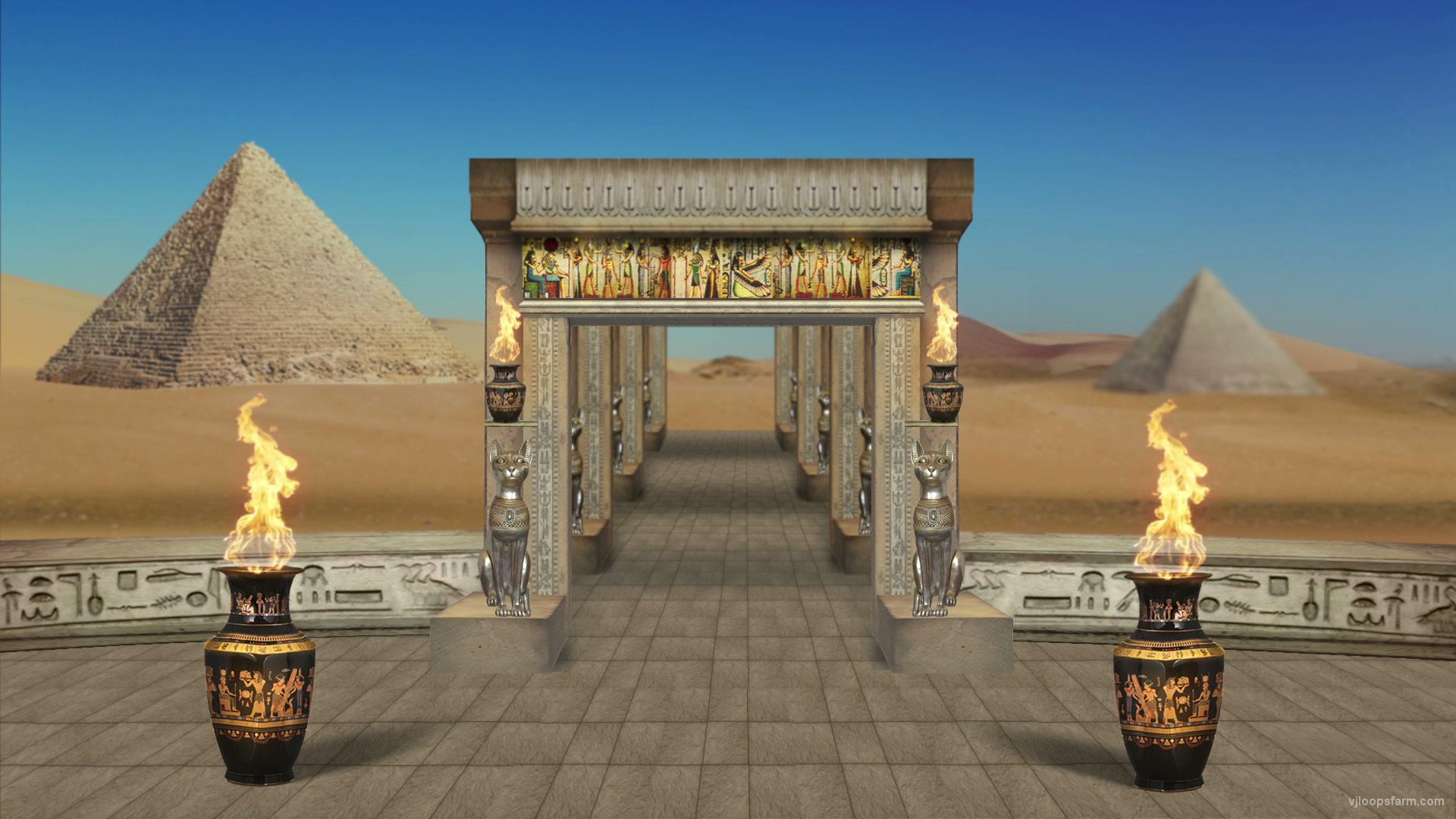 Egypt Days Decor Vj Loop Download Full Hd Vj Loop