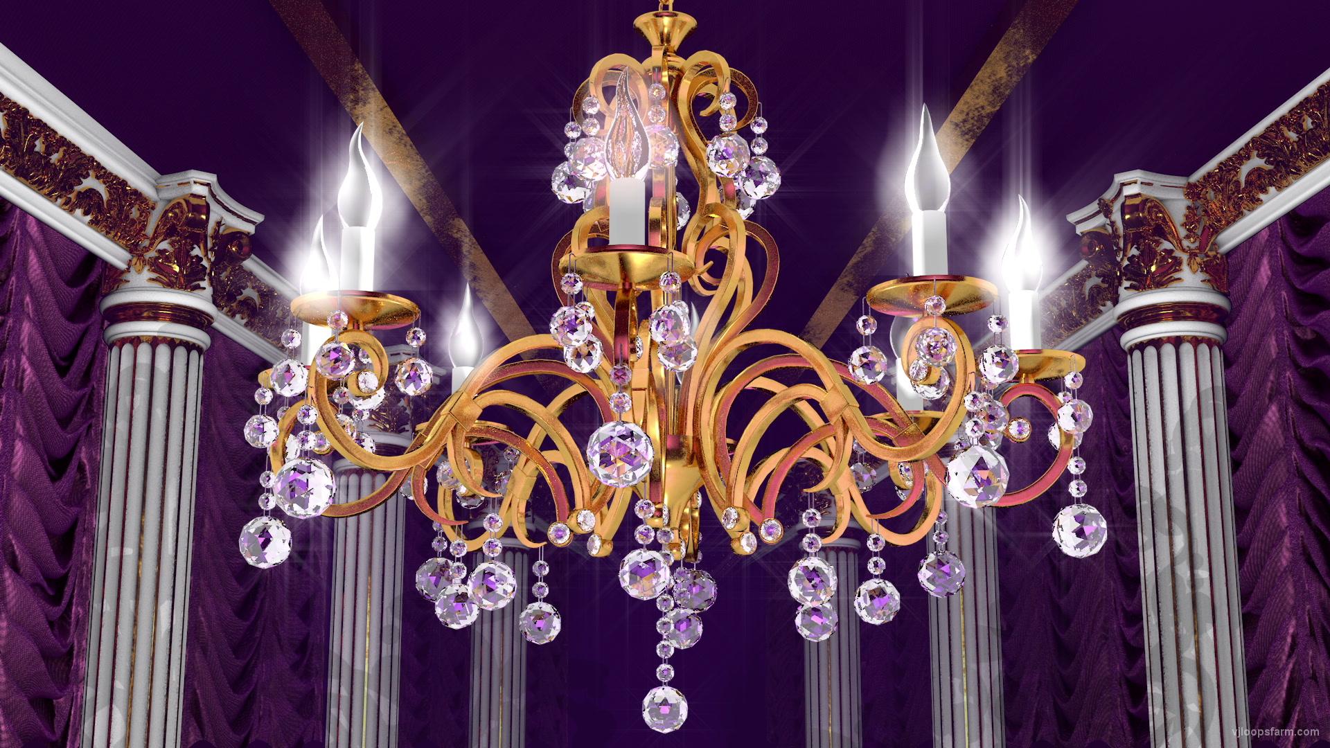 lustre de cristal vintage vj loop download full hd vj loop. Black Bedroom Furniture Sets. Home Design Ideas