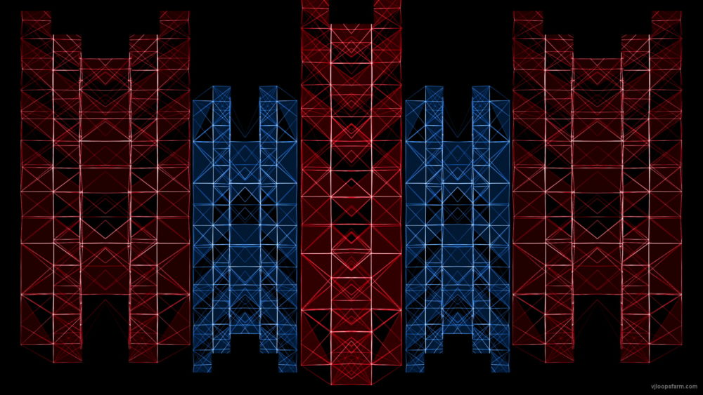 vj video background RedBlue-Strings-Free-Download-VJ-Loop-FullHD1920x1080_003