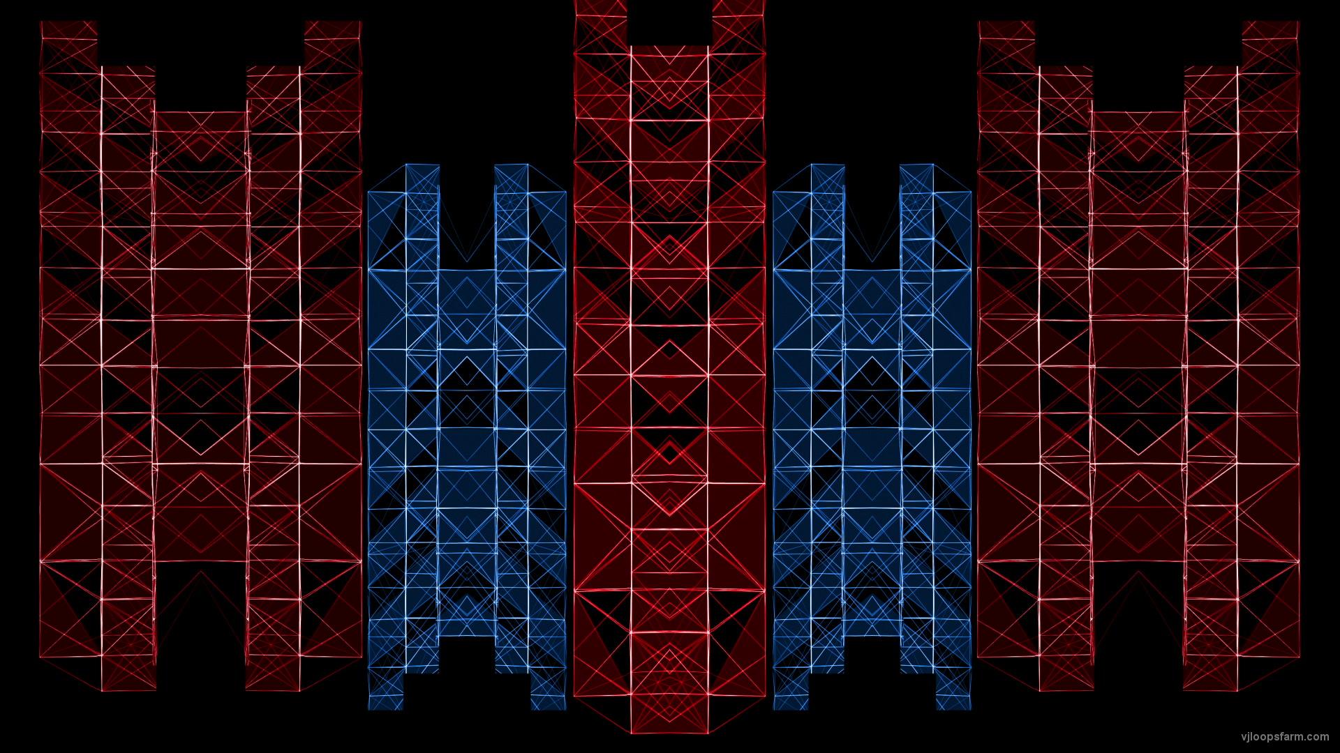 vj video background RedBlue-Strings-Free-Download-VJ-Loop-FullHD1920x1080_003