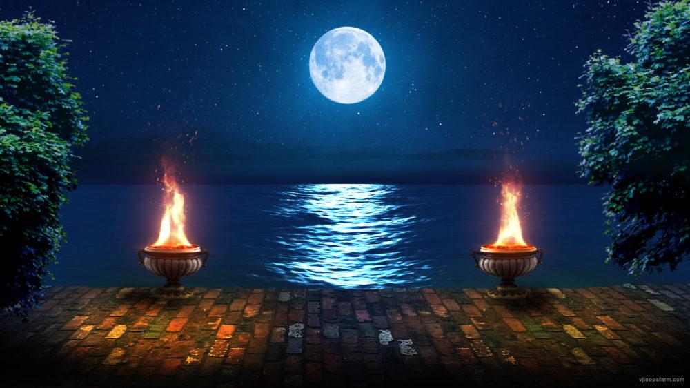 vj video background Greece-Sea-in-a-night_1920x1080_29fps_VJ_Loop_LIMEART1_003