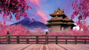 vj video background Japan-pink-garden_1920x1080_29fps_VJ_Loop_LIMEAR_003