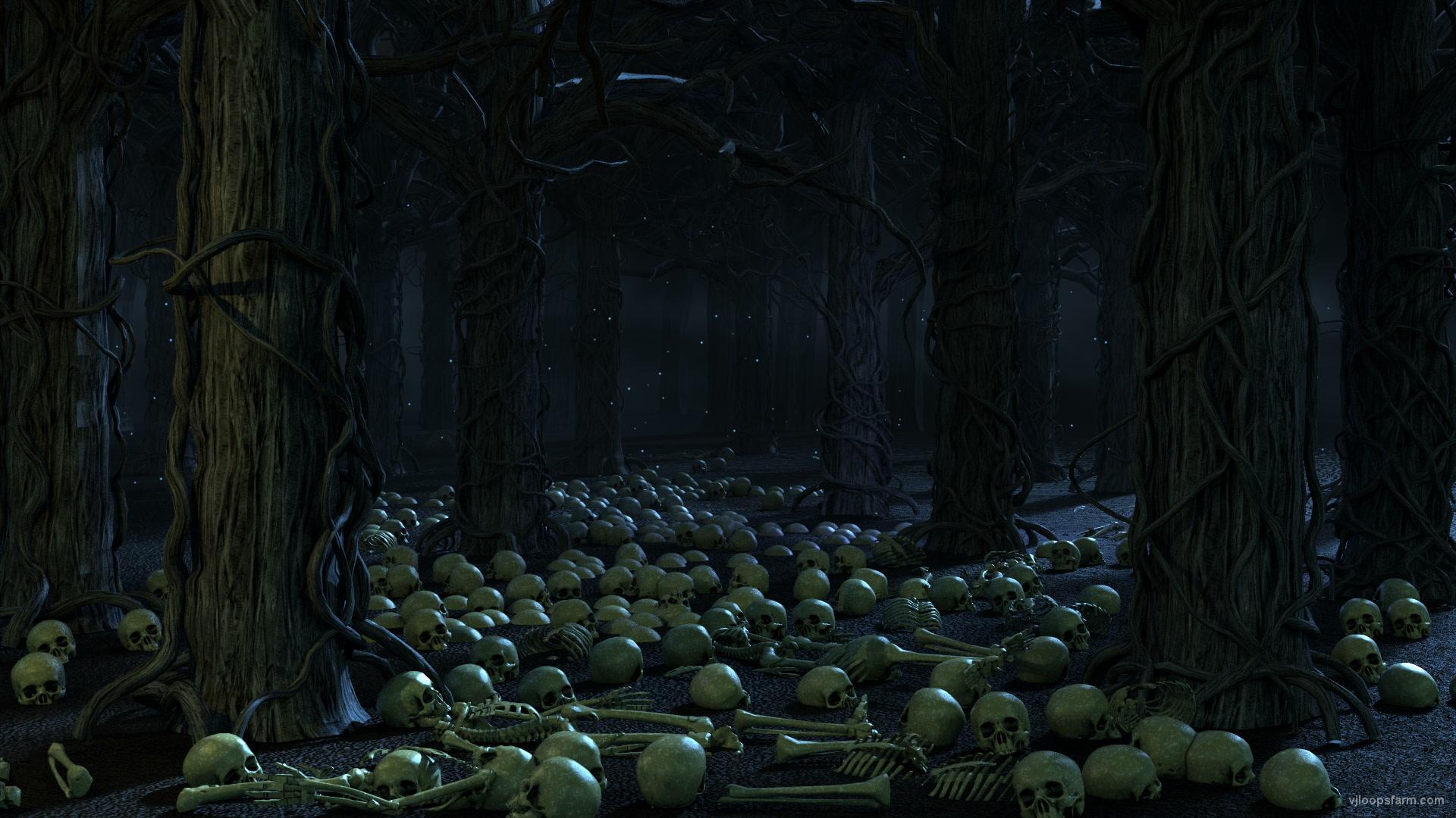 Halloween Projections Download