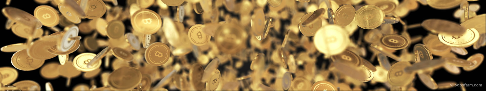 vj video background Bitcoin_5760_1080_003