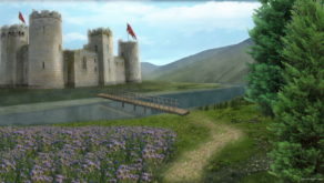 vj video background Castle-in-Britain_1920x1080_29fps_VJ_Loop_LIMEART_003