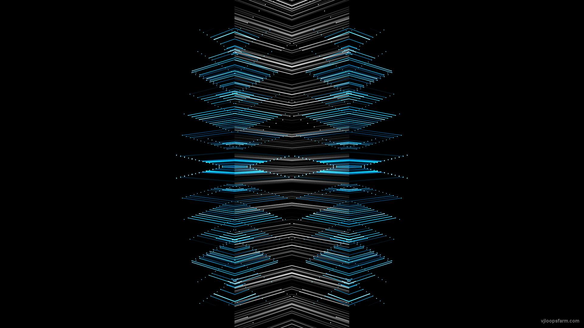 vj video background Club-Blue-lines-Pulse-FullHD-1920x1080_60fps_VJLoop_Nektar-Digital_003