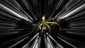 vj video background Octopus-Gold-1920x1080_29fps_VJLoop_LIMEART_003
