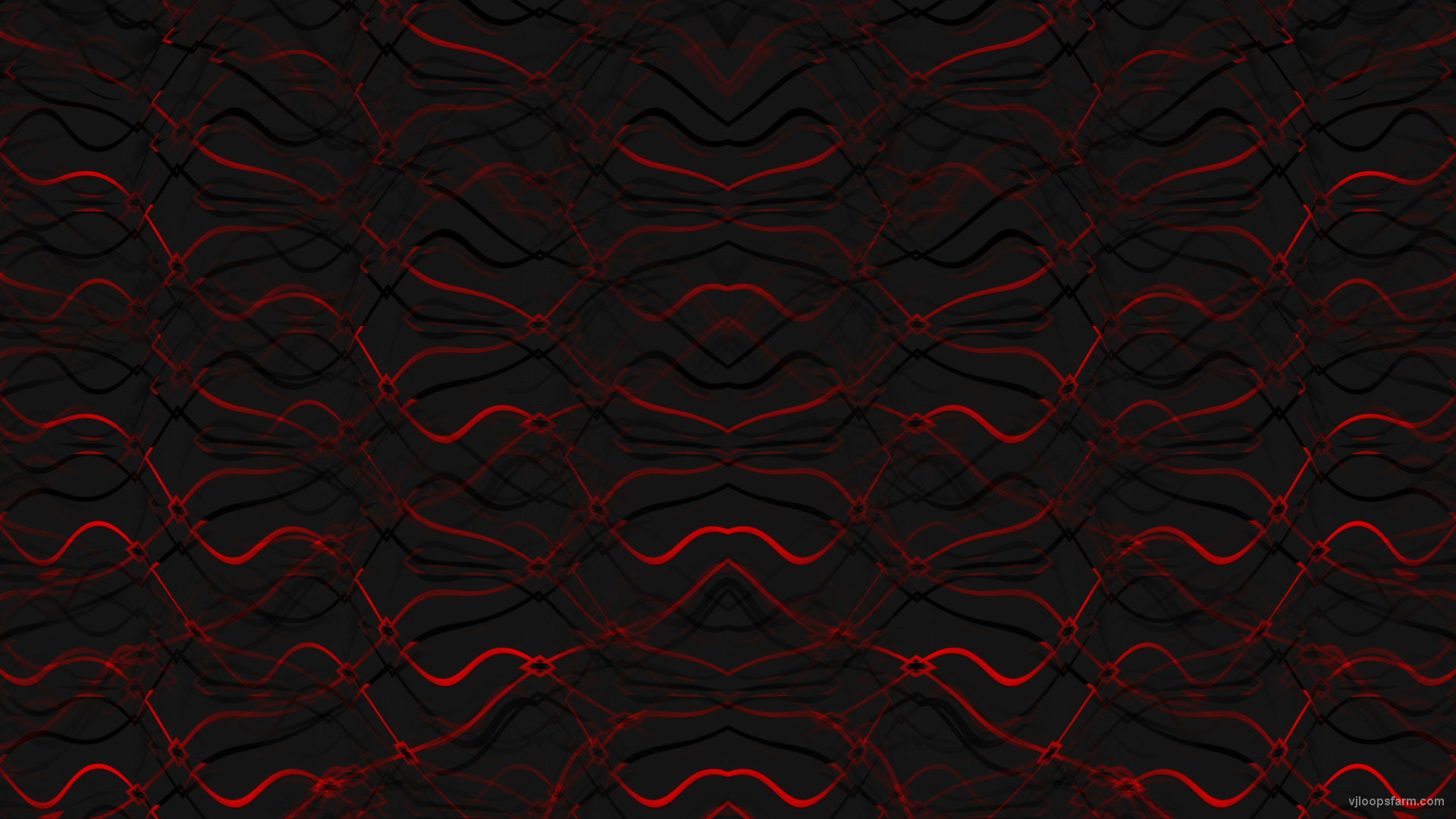 vj video background Red-Chakra-Pattern-Strobe-Node-LIMEART-VJ-loop_003