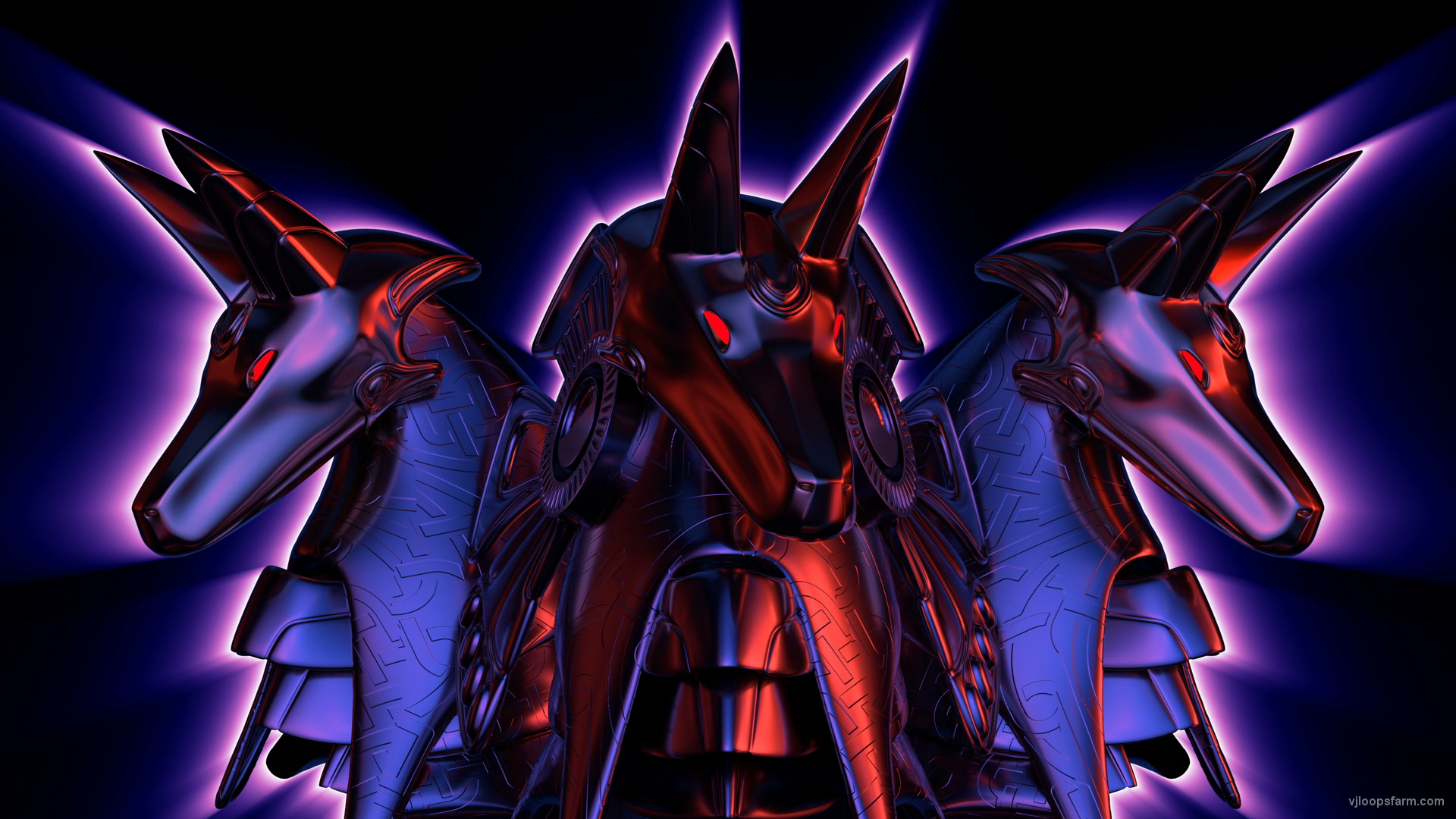 vj video background anubis-3-heads-shine-no-alpha_003
