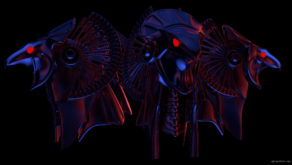 vj video background horus-5-heads-alpha_003