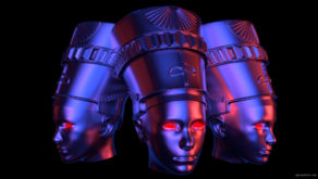 vj video background nifertiti-3-heads-fhd_003
