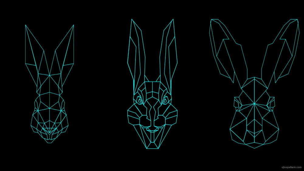 vj video background Rabbit-Vita-VJ-Loop-NEKTARDIGITAL-2_003