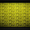Video-Mapping-BASS-Displace-Text-Word_001 VJ Loops Farm