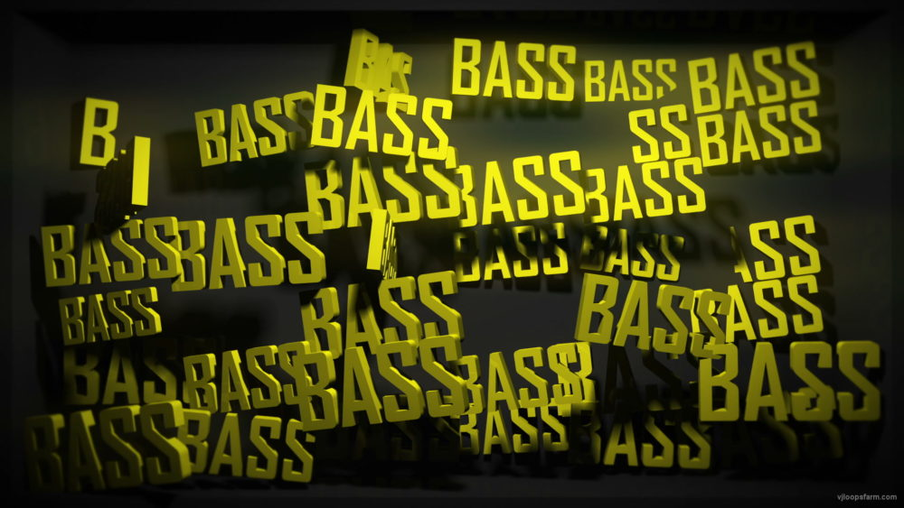 vj video background Video-Mapping-BASS-Displace-Text-Word_003