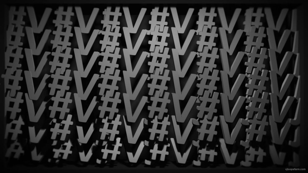 vj video background Video-Mapping-VJ-Displace-Text-Word_003