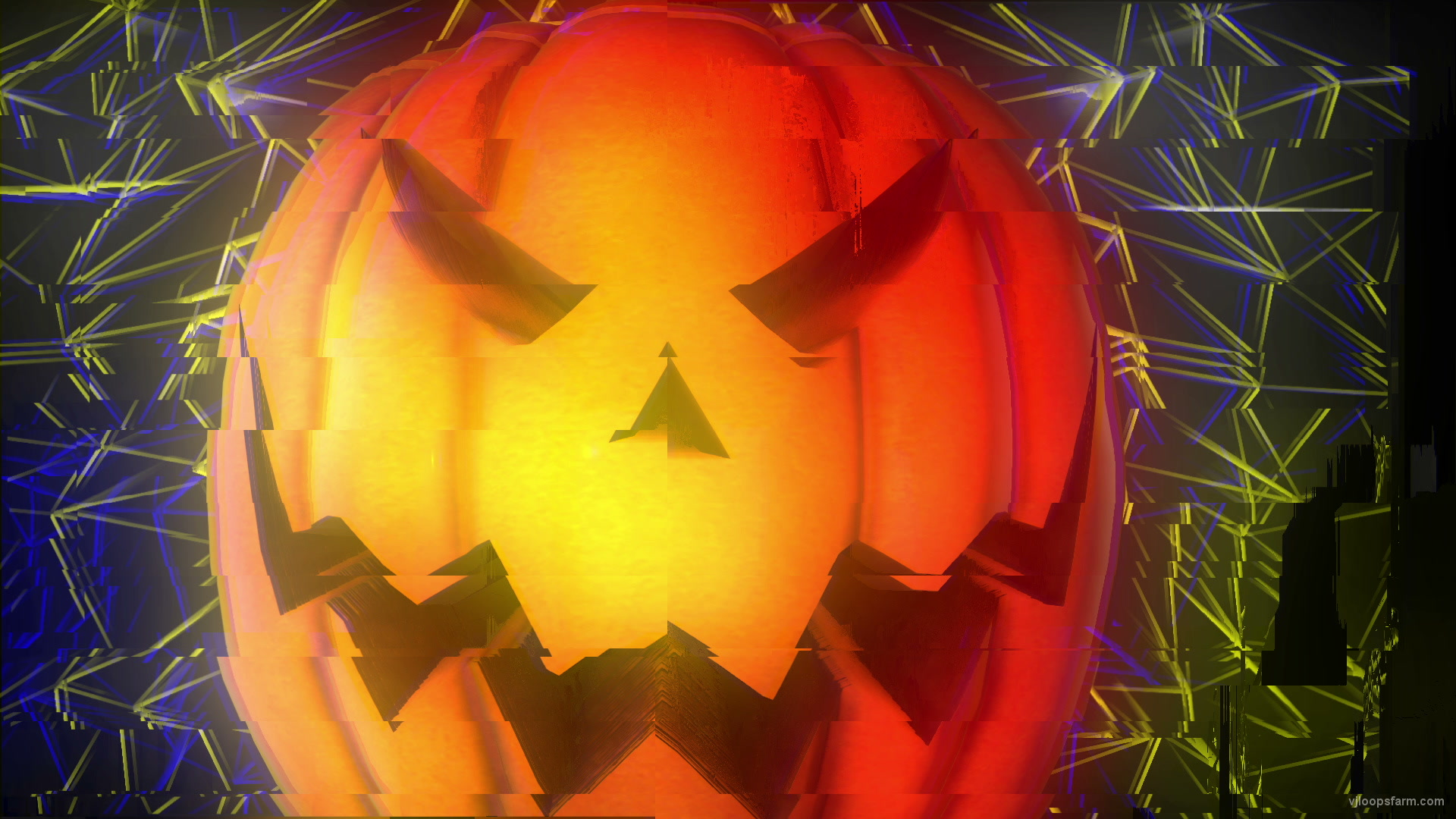 vj video background Halloween3_003