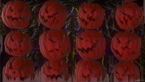vj video background Halloween5_003