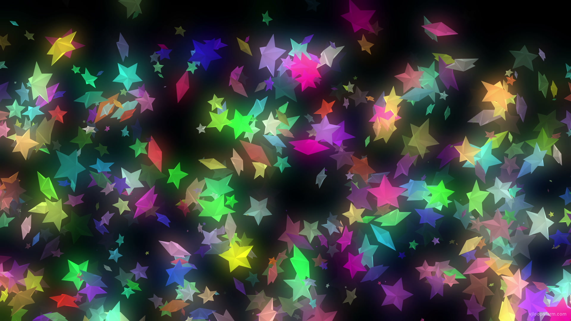 vj video background Shining-stars-up-down_1_003