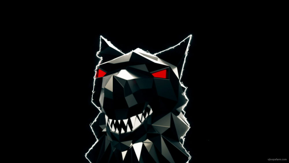 vj video background wolf2-blinking-fhd_003