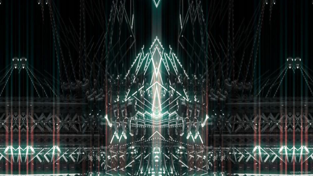 vj video background Blue_Shining_Ray_Prater_Machine_Rhythmic_Action_VJ_Loop_LIMEART_003