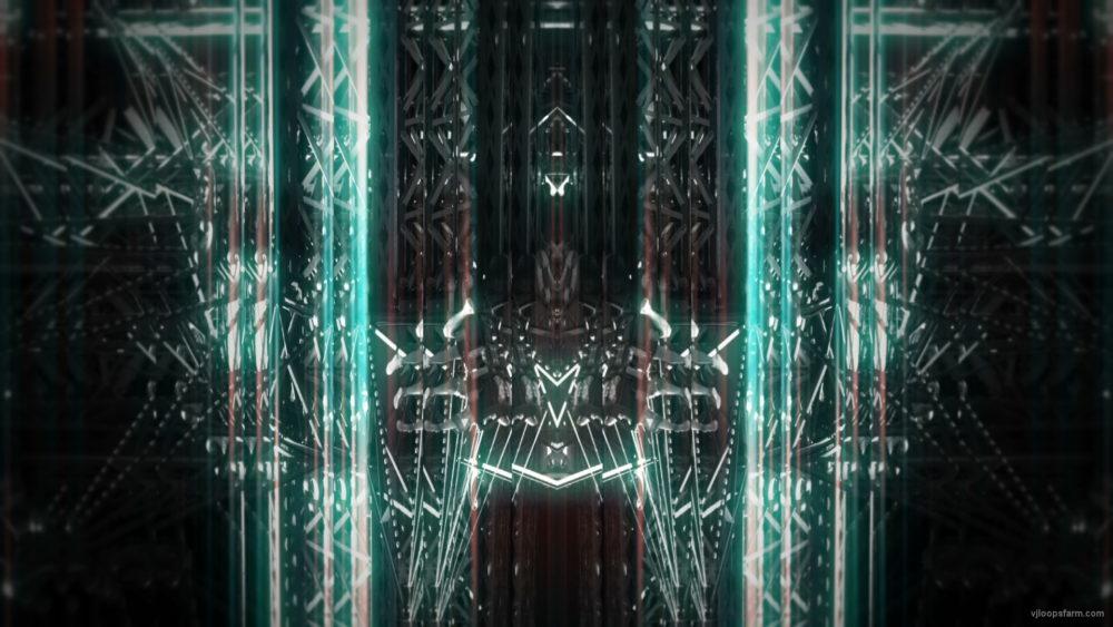 vj video background Shining_Techno_Futuristic_Rave_Prater_Machine_VJ_Loop_LIMEART_003