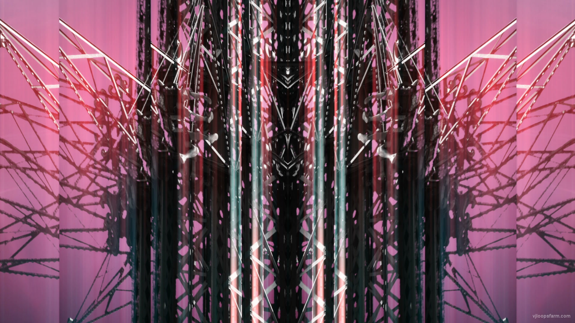 vj video background Sparkling_Shiny_Ray_Prater_Machine_Glitching_VJ_Loop_LIMEART_003