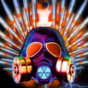Metallic_Silver_Shiny_Gas_Mask_Warhead_Missile_Crown_Full_HD_VJ_Loop_007 VJ Loops Farm