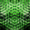vj video background Green-quad-rain-motion-background-art-vj-loop_003