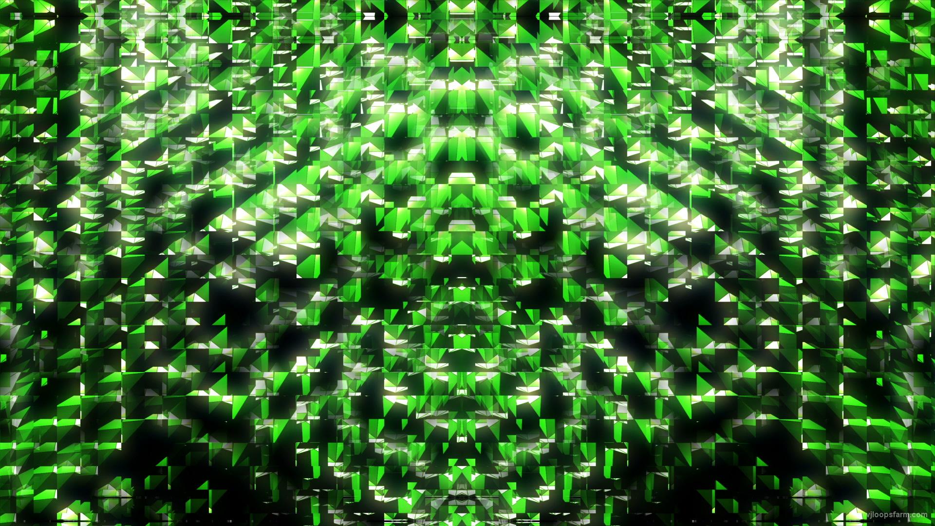 vj video background Green-quad-rain-motion-background-art-vj-loop_003